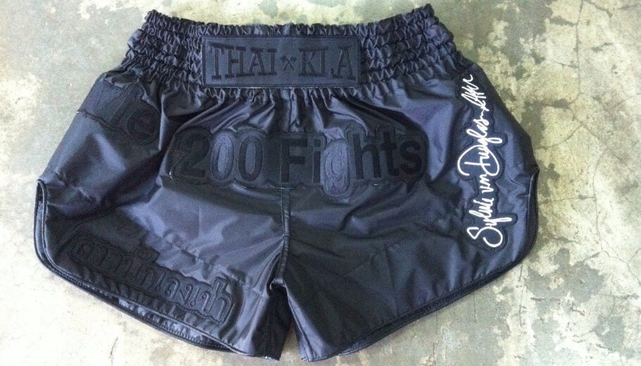 Sylvie 200 Fight Shorts